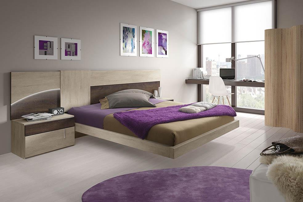 Dormitorios matrimonio dise o y calidad hechos a medida - Dormitorio matrimonio diseno ...