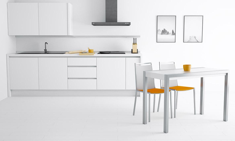 Mesas y sillas cocina y comedor taburetes altos y bajos - Mesa cocina diseno ...