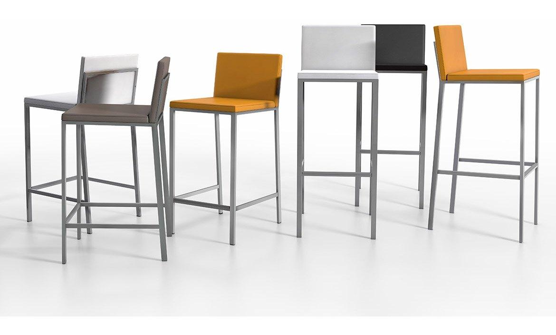 Mesas y sillas cocina y comedor taburetes altos y bajos - Taburetes cocina diseno ...